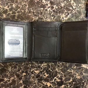 George Bags - Leather Wallet